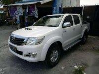 Toyota Hilux G 2013 Pickup