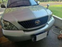 Toyota Harrier 240G 2006