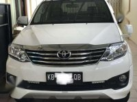 Toyota Fortuner G TRD AT Tahun 2013 Automatic
