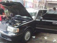 Jual Mobil Toyota Crown Super Saloon 1995