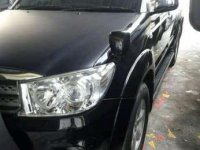 Toyota Fortuner G.Lux 2007 asdk Hitam elegan istimewa