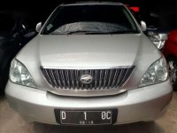 Toyota Harrier AT Tahun 2003 Automatic