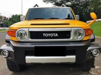 Toyota FJ Cruiser 4.0 V6 Full Spec 2012