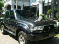 Jual mobil Toyota Land Cruiser 4.2 VX 1998
