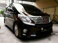 Toyota Alphard SC 2013