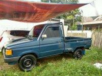 Jal mobil Toyota Kijang Pick up 1989