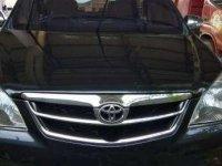 Jual Toyota Avanza G tangan pertama 2011