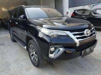 Jual Mobil Toyota Fortuner SRZ 2017