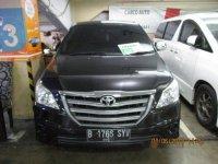 Toyota Kijang Innova 2.0 E 2014