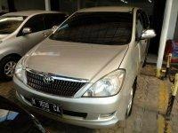 Toyota Kijang Innova 2.0 E M/T 2013