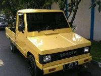 Toyota Kijang Pickup MT Tahun 1984 Manual
