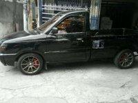 Toyota Kijang pick up diesel 1997 Ac ps pw audio bagus Hitam istimewa
