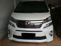 Toyota Vellfire ZG 2.4 2014