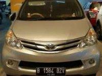 Toyota Avanza Manual Tahun 2012 Type G Luxury