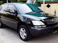 Toyota Harrier 300G 2001