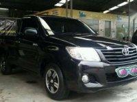 Toyota New Hilux Turbo Diesel 2.5 Tahun 2014