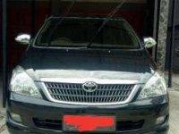 Toyota Kijang Innova G MT Tahun 2005 Manual