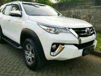 Toyota Fortuner All New SRZ Luxury Tahun 2017