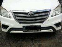 Toyota Kijang Innova E 2014