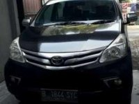 Toyota avanza g tahun 2013 black