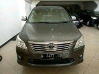 Toyota innova 2.5 G th 2013