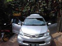 Toyota Avanza Automatic Tahun 2013 Type G Basic