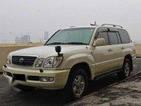 Toyota Land Cruiser 4.7 Cygnus 2000