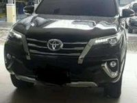 Toyota Fortuner SRZ Bensin 2016