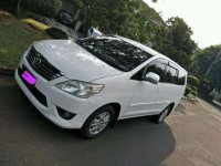 Toyota Kijang Innova G Luxury Diesel Matic 2013