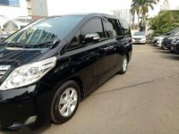 Toyota Alphard X 2009 Good Condition