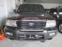 Toyota Land Cruiser VX Limited 2001