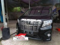 Toyota Alphard G AT Tahun 2016 Automatic