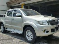 Toyota Hilux 2.5G Double Cabin Manual Tahun 2013