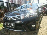 Toyota Altis Type V 1800CC Hitam Tahun 2014