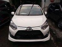 Dijual mobil Toyota Agya TRD 2018 Hatchback