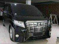 Jual mobil Toyota Alphard X 2016 mode baru seperti baru