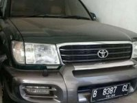 Toyota Land Cruiser 2002
