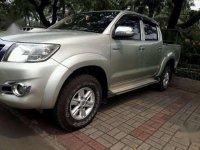 Toyota Hilux G Manual 4X4 Diesel Tahun 2014