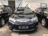 Toyota Altis New Model Tipe G 1.8 M/T Hitam Tahun 2014