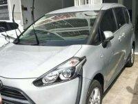 Toyota Sienta G Manual Tahun  2017