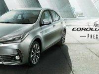 Harga Toyota Corolla Altis Hingga Posko Mudik 2018