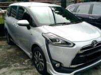 Jual mobil Toyota Sienta Q 2017
