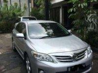 Toyota Altis G 1.8 AT Tahun 2012