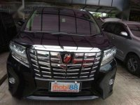 Jual mobil Toyota Alphard G AT 2016