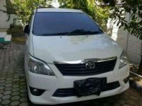 Toyota Innova J Upgrade V 2.0 Thn 2014