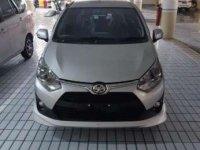 Dijual Mobil Toyota Agya E Hatchback Tahun 2018