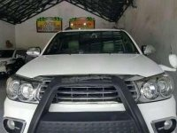 Jual mobil Toyota Fortuner G  Luxury 2009