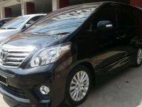 Jual Toyota Alphard G 2.4 SC Premium Sound 2013