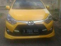 Dijual Mobil Toyota Agya TRD Sportivo Hatchback Tahun 2018