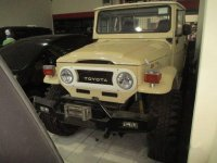 Toyota Land Cruiser  1970 Pick Up